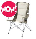 Nebraska Camping Chair (Olive)
