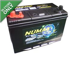 96AH Motor Mover Leisure Battery