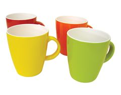 Rainbow Mugs (4 pack)