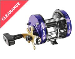 Vantage 2BB 860 Reel with Levelwind