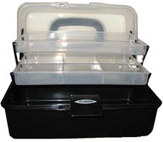 2-Tray Cantilever Tackle Box
