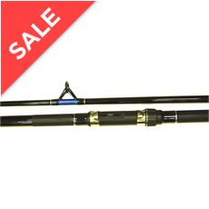 Charter 2-piece Boat Rod 1.95M