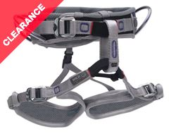 Elite Ziplock Harness - Women's