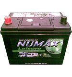 75AH Sealed Leisure Battery