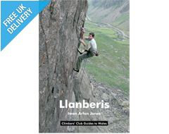'Llanberis: Climbers' Club Guide to Wales' Guidebook 2009 editiion