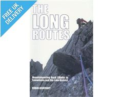 'Long Routes: Mountaineering Rock Climbs in Snowdonia and the Lake District' Guidebook