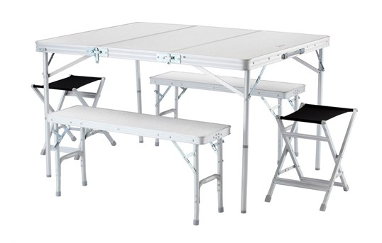 Hi Gear Elite Picnic Table Set | GO Outdoors