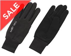 Fleece Domy Suede Riding Gloves
