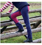 Childrens 2 Tone Saddlehugger Riding Jodhpurs
