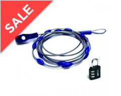 Wrapsafe Anti-Theft Adjustable Cable Lock