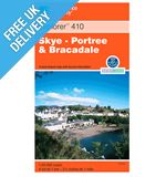 Explorer 410 Skye Portree and Brac Map Book