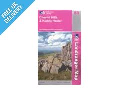 Landranger 27 Nairn and Forres River Map Book