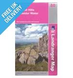 Landranger 73 Peebles Galashiels Map Book