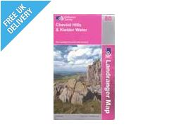 Landranger 81 Alnwick and Morpeth Map Book