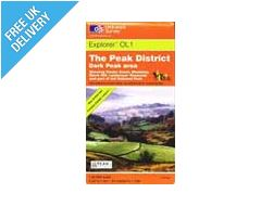 Explorer OL21 South Pennines Map Book