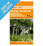 Explorer 305 Bishop Auckland Map Book