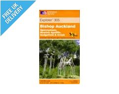 Explorer Map 171, Chiltern Hills West, Henley-on-Thames & Wallingford