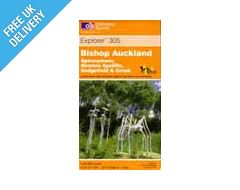 Explorer Map 173, London North, The City, West End, Enfield, Ealing, Harrow & Watford