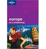 'Europe On A Shoestring' Guide Book