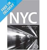 &#39;NYC&#39; New York City Guide Book