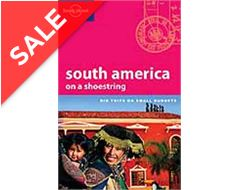 'South America on a Shoestring' Guide Book