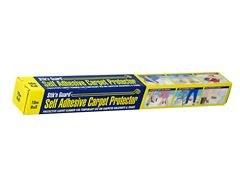 Stick 'n Guard Carpet Protector