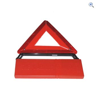 Warning triangle argos